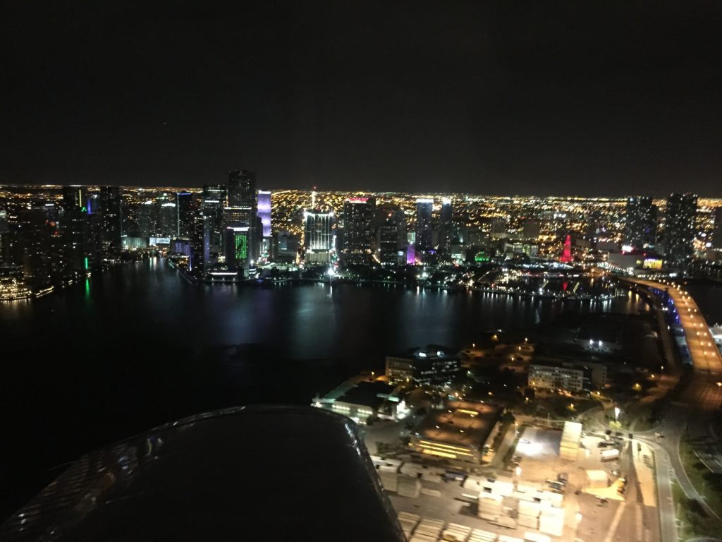 Night Miami Downtown